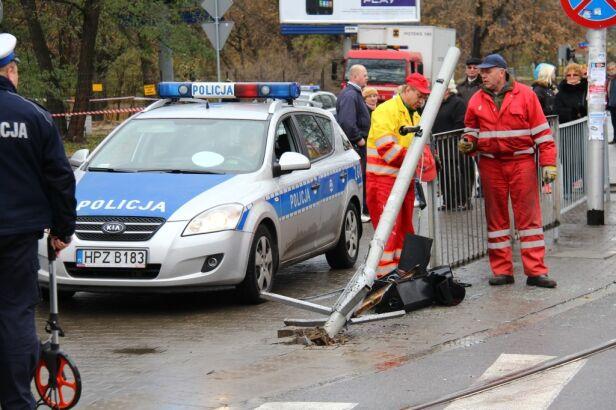 Zmarł mężczyzna potrącony przez bmw Lech Marcinczak / tvnwarszawa.pl
