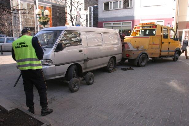 Interwencje straży miejskiej (zdjęcie archiwalne) tvnwarszawa.pl