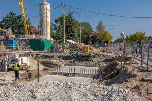 Budowa w Międzylesiu. Tu będzie wjazd do nowego tunelu