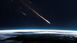 """Cząstki z kosmosu na Antarktydzie. Świadczą o przepotężnym """"wybuchu w powietrzu"""""""