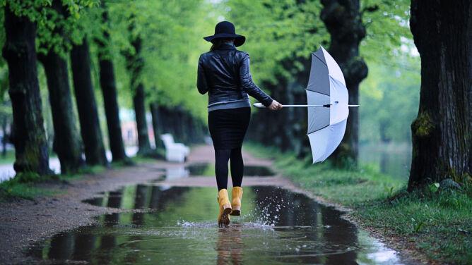 Prognoza pogody na długi weekend: i deszczowe, i pogodne chwile
