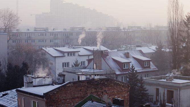 Od rana oddychamy smogiem. <br />W Krakowie jest fatalnie