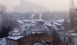 Od rana oddychamy smogiem. W Krakowie jest fatalnie