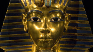 Sztylet Tutanchamona zrobiony z kosmicznej skały