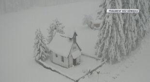 W Austrii zimowa aura sprawia ogromne utrudnienia